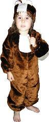 Карнавальный костюм Бурый Мишка